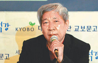 Chinese novelist Yan Lianke visits S. Korea