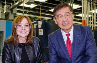LG Chem partners with GM to open joint venture battery factory in U.S.