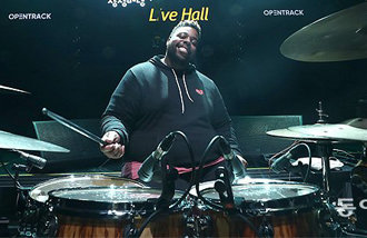 Interview with drummer Aaron Spears