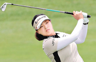 Golfer Ko Jin-young competes for the first time in 192 days