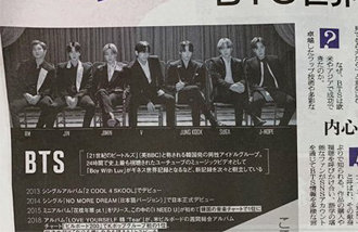 Tokyo falls in love with BTS