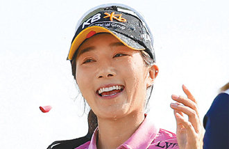 Ahn Song-yi achieves her second victory in KLPGA