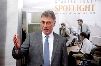 WP Executive Editor Martin Baron retires