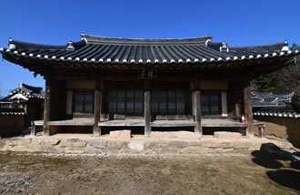 Gaisi village in North Gyeongsang Province is designated as National Folklore Cultural Heritage