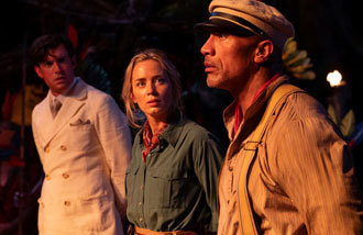 Disneyland's classic ride 'Jungle Cruise' turns into film