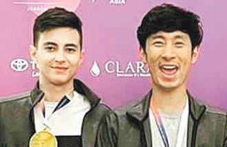 Uzbekistan taekwondo champion dedicates his medal to late coach