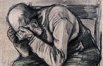 Gogh's pencil sketch drawing unveiled for first time in 100 years