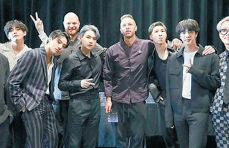 BTS, Coldplay sing together to share comfort and consolation
