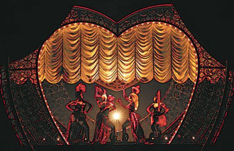 Musical 'Moulin Rouge' wins 10 Tony Awards
