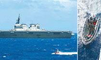 米国の沿岸警備艦、北朝鮮の「瀬取り」取り締まりへ