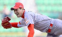 今季絶好調のSK・金広鉉、30代のエースは大リーグへの夢を捨てていない