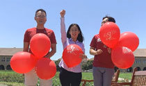 「ドクターヘリの音は命」キャンペーン、米国で初の参加者