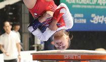 跳馬の「妖精」ヨ・ソジョンが新技を完成、東京五輪メダルへの期待高まる