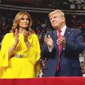 トランプ氏が再選出馬を表明、「米国を偉大なままに」