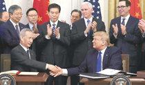 米中貿易戦争は2000億ドルものの休戦