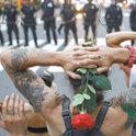 米国防長官がデモ排除への軍動員に反対表明、ホワイトハウスが解任警告