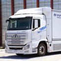 現代自、水素電気トラックが中国で技術革新賞