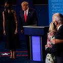 トランプ氏「オバマ政権では金正恩氏が会談拒否」、バイデン氏「核開発レベルの引き下げ合意が会談の条件」
