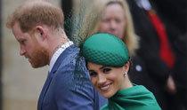 メーガン妃が英王室スタッフにいじめ疑惑