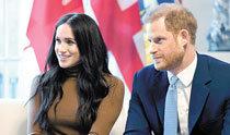 英王室とハリー王子夫婦の対立が泥仕合に