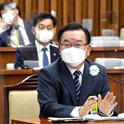 金富謙首相候補、「首相が最後の公職」と大統領選不出馬を明言