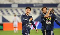 黄義助が今季12点目、フランスリーグ韓国人得点記録に並ぶ