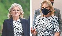 日本訪問の米大統領夫人、「着回しファッション」が話題
