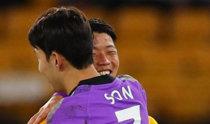 孫興民と黄煕燦がイングランドFAカップで初対決、ユニホーム交換しハグ