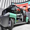 現代モービス、「90度回転」の車輪技術を開発