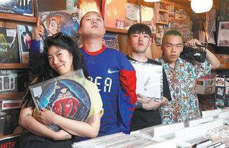 「オルタナティブK-POPバンド」7人組ヒップホップクルー「Balming Tiger」