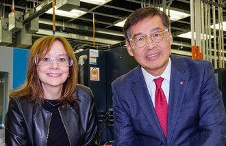 LG化学と米GMが電気自動車のバッテリー合弁会社を設立