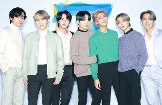 BTSの新アルバム、米英中日の音源チャートで軒並み1位