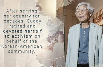 安昌浩先生の長女アン・スサン夫人、米国務省サイトが「米国の英雄」と紹介