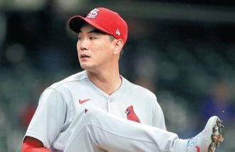 金広鉉が韓米通算1500奪三振、5回1失点で勝利をけん引
