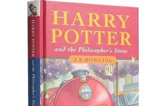 「ハリー・ポッターと賢者の石」初版本ハードブックが1億3000万ウォンで落札