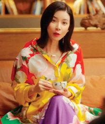 드라마 '마인' 이보영 vs 김서형 재벌가 며느리 패션 대전