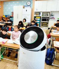 공기청정기 1만 대 무상 지원, 약속 지킨 구광모 회장
