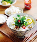 초간단 쌀국수 & 가쓰동