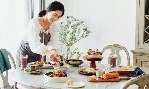 정혜영의 기분 좋은 테이블