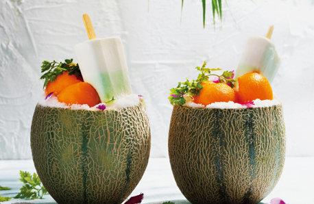 신상 과일로 만든 신박한 여름 디저트
