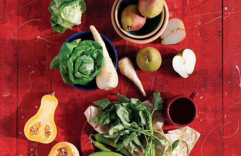 너 참 낯설다! 궁금증 유발 이색 채소와 과일