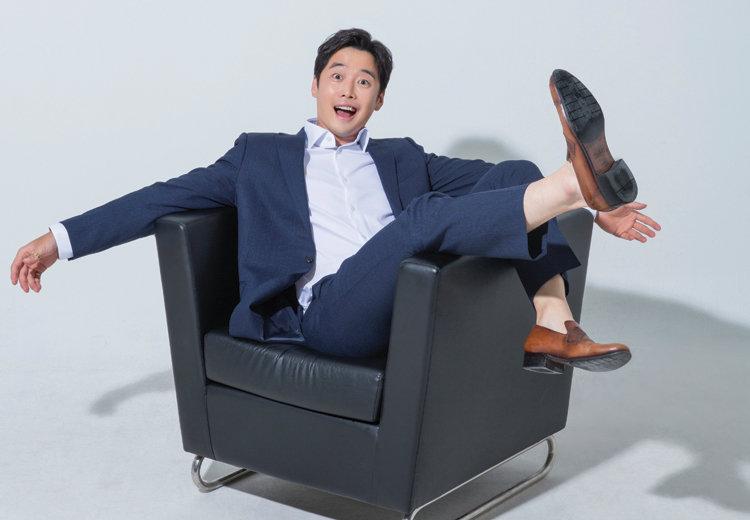 살인 미소보다 멋진 진짜 배우 김재원