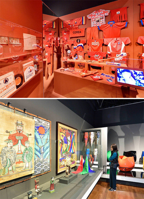 National Folk Museum to exhibit Korean traditional colors
