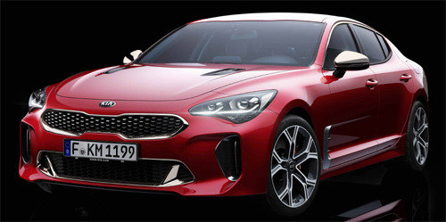 Checkered History Of Korean Sports Cars And Sports Sedans The Dong A Ilbo