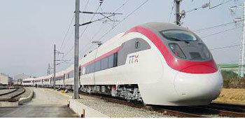 Tilting Train Express : The DONG-A ILBO