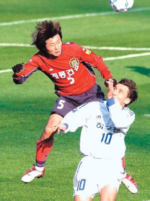 ハナ銀行杯で大田、無念の敗退 :...