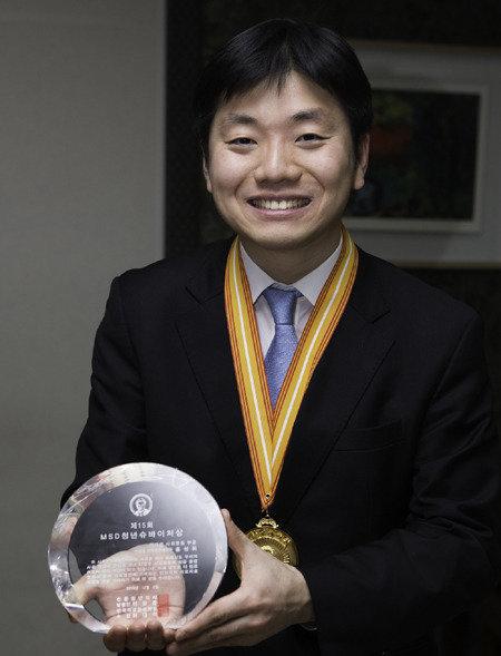 청년슈바이처賞 받은 연세대 의전원생 홍성휘
