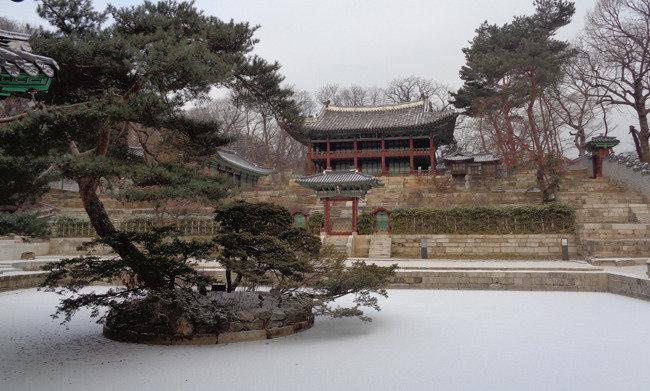 창덕궁, 종묘, 정릉에 비친 서울의 朝鮮 (화보)