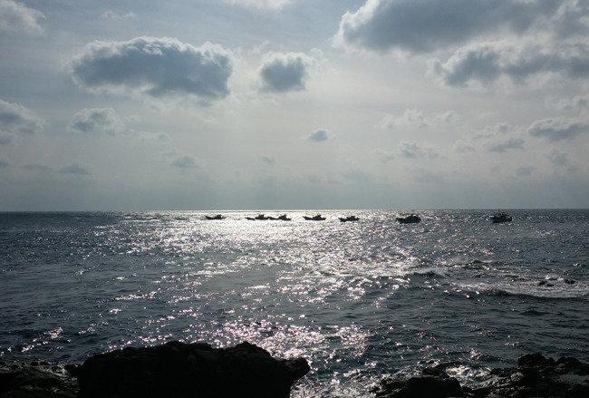 편입을 거부하는 섬 앞오름에 오르다