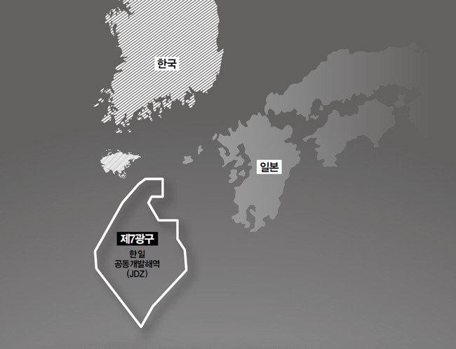 2028년 일본이 영유권 주장할 7광구의 과거·현재·미래